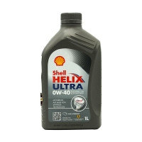 Масло Shell Helix Ultra 0w-40 1л