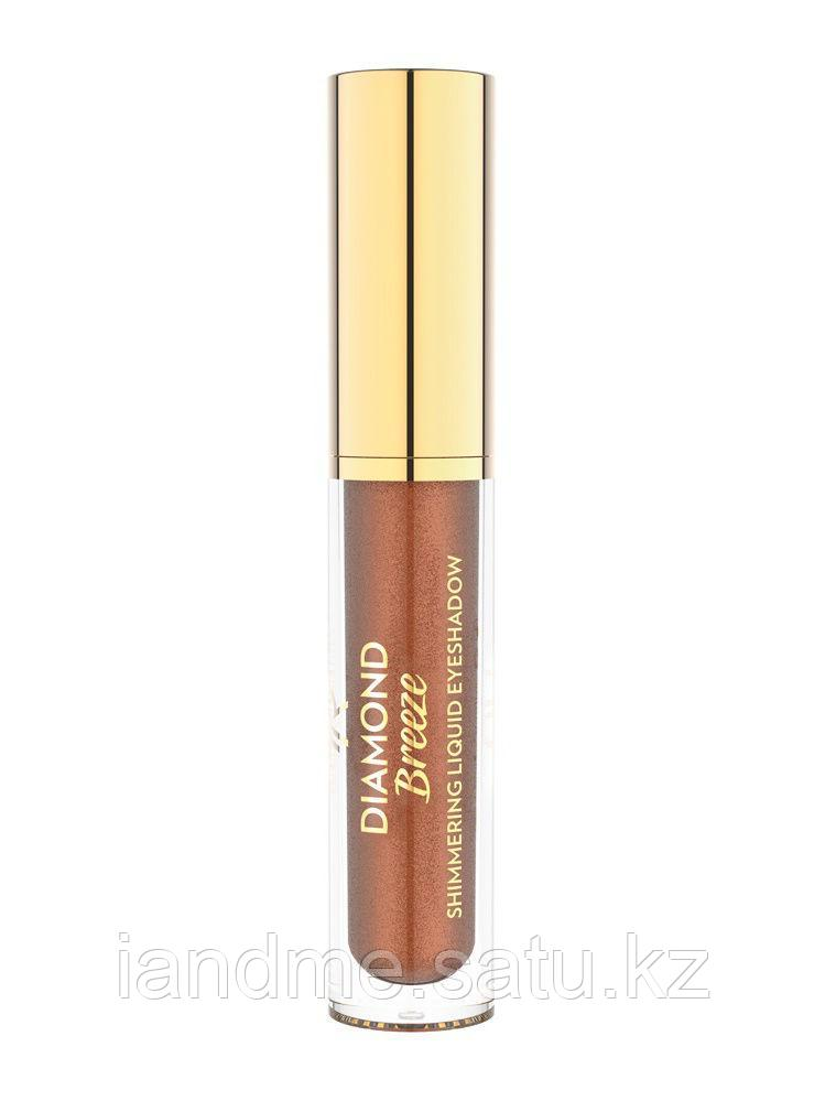 Жидкие тени для век Golden Rose Diamond Breexe Shimmering Liquid Eyeshadow