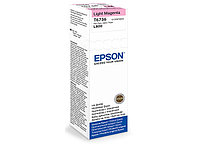 Контейнер с чернилами Epson C13T67364A L800 Light Magenta ink bottle 70ml, фото 1