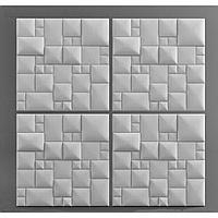 Декоративные гипсовые 3D панели Сарин, фото 2