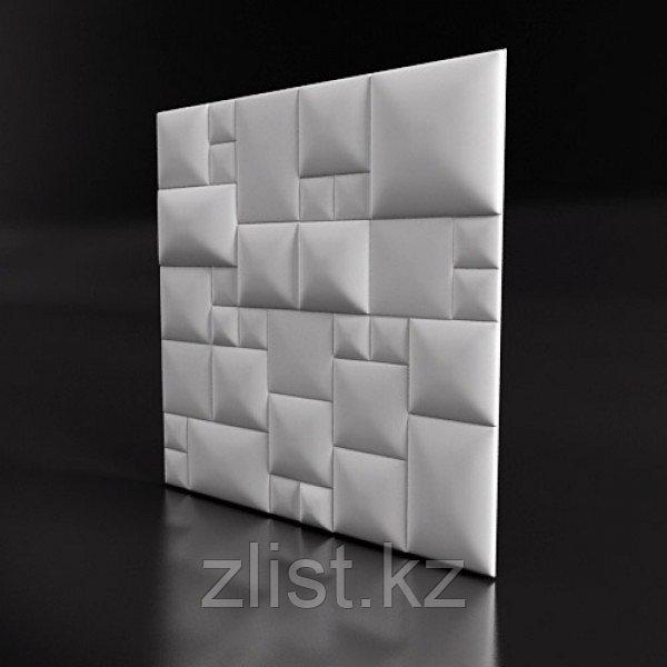 Декоративные гипсовые 3D панели Сарин