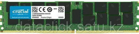 Crucial DRAM 64GB DDR4 2666 MT/s (PC4-21300) CL19 QR x4 Load Reduced DIMM 288pin