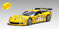 1/18 Auto Art Chevrolet Corvette C6R 2nd Laguna