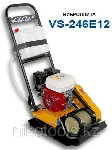 Виброплита  Сплитстоун VS-245 E8