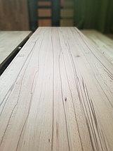 Мебельный щит Бук (цельноламельный) Толщиной 20 мм., фото 2