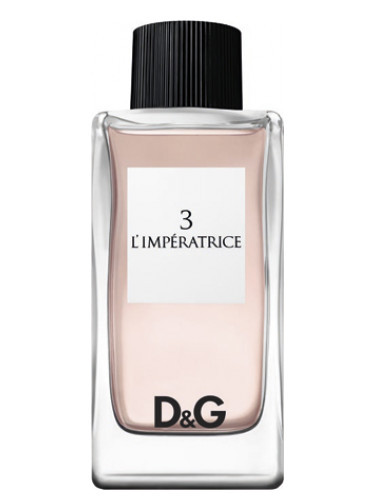 Парфюм D&G Anthology L`Imperatrice 3 Dolce&Gabbana (Оригинал - Англия)