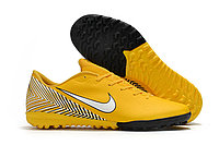 Шиповки Nike MercurialX NEYMAR Vapor XII TF yellow/white/black
