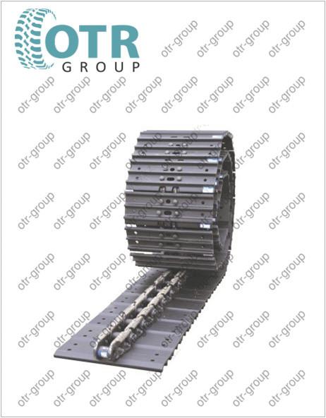 Гусеница 600 мм STD в сборе KOMATSU PC220-6 206-32-03004