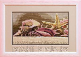"""Набор для вышивания крестиком """"Дары моря (часть 1)"""" СТ-31"""