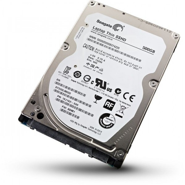 """SSHD Seagate ST500LM000 500Gb 2.5"""" Notebook"""