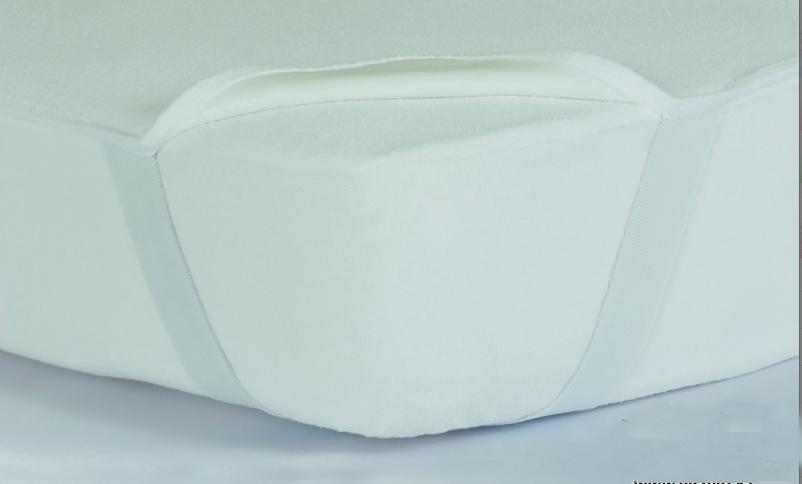 Наматрасник 160х200 водонепроницаемый SUPERSUNNY с резинкой на углах