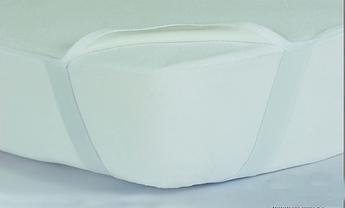 Наматрасник 200х230 SUPERSUNNY водонепроницаемый с резинкой на углах