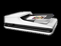 Сканер HP Scanjet Pro 2500 f1 L2747A, A4, 600x600 dpi, 20 стр. или 40 изобр. в минуту (300dpi), фото 1