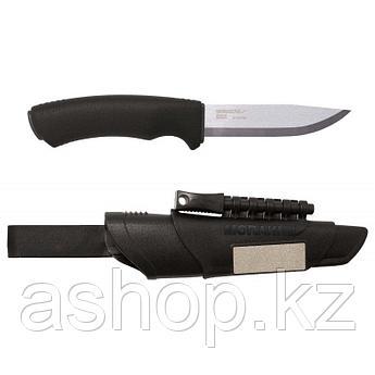 Нож для выживания Morakniv Bushcraft Survival, Общая длина: 232 мм, Длина клинка: 109 мм, Материал клинка: Ста