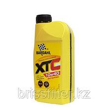 Полусинтетическое масло BARDAHL XTC 10w40 1л