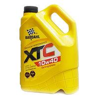 Полусинтетическое масло BARDAHL XTC 10w40 5л