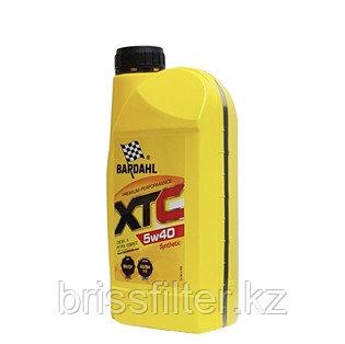 Синтетическое масло BARDAHL XТC 5w40 1л