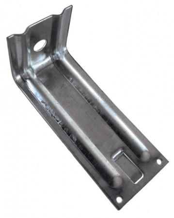 Кронштейн крепежный усиленный  Г-образный (2.0 мм)