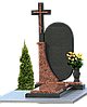 Комплекс мемориальный на 1 могилу МКГ23