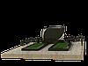 Гранитный комплекс на 2 могилы МКГ49