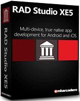 Среда программирования RAD Studio 2013