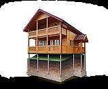 Сваи винтовые d 76 мм для укрепления берега, реперов и фундаментов домов, бань, заборов, опор ЛЭП, фото 9