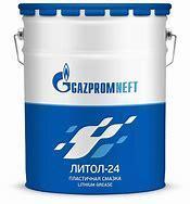 Пластичные смазки Газпром (GAZPROMNEFT)  Литол-24 4кг