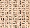Бумага упаковочная крафтовая «Бери от жизни всё», 70 × 100 см, фото 3