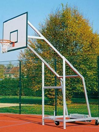 Стойка баскетбольная уличная передвижная , фото 2