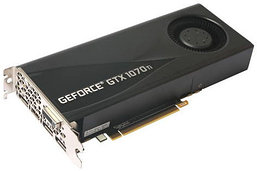 Видеокарта PCI-E Zotac GeForce GTX 1070 Ti