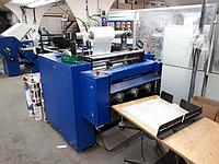 Ламинатор-автомат D&K PROTEUS, формат B1 - 72х102 , 2007 год