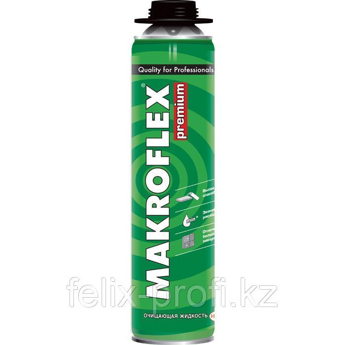 MAKROFLEX Premium Cleaner, очищающая жидкость,500мл.