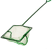"""Сачок 6"""" Long Net Green  (15 см.) с длинной ручкой"""