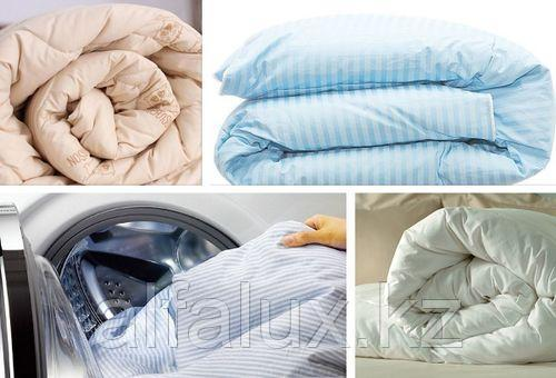 Стирка одеяла