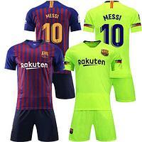 Детская футбольная форма Barcelona, Mecci, 10