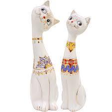 Статуэтки кошек