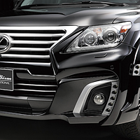 Lexus LX570 ('12y~) Made in Japan.