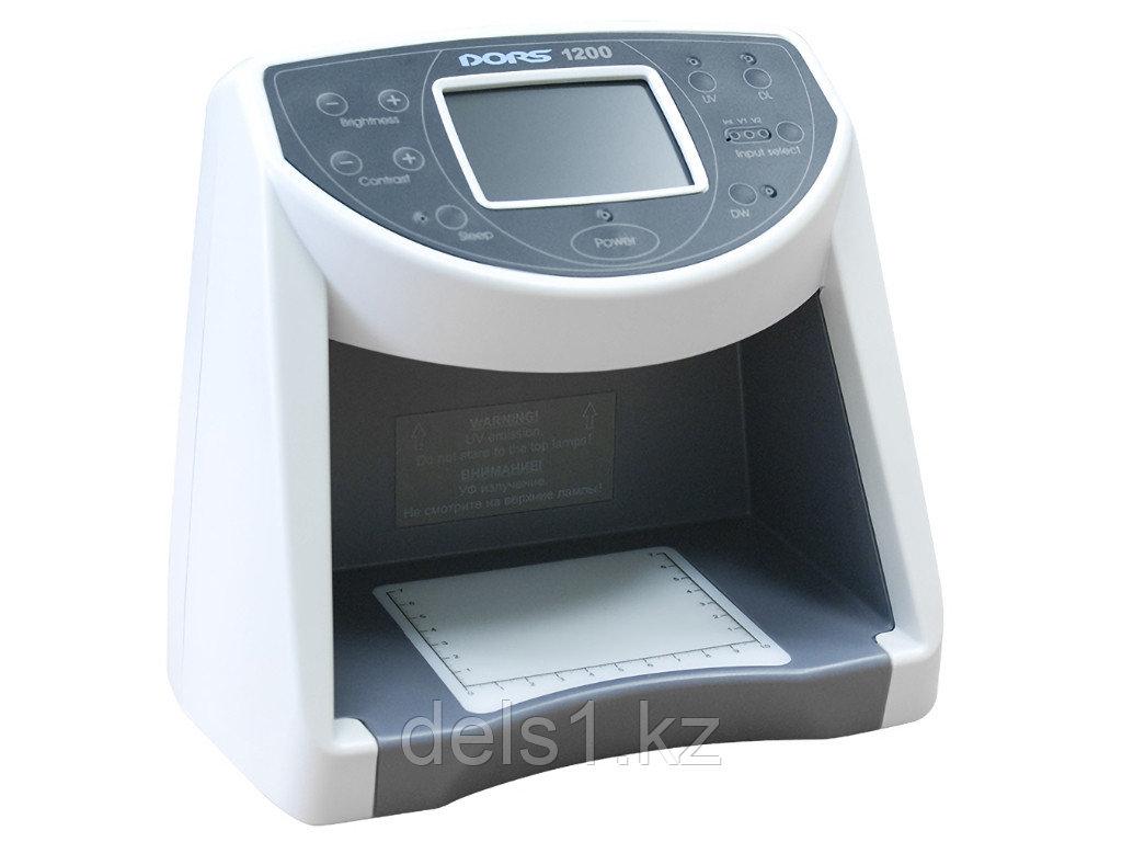 Детектор банкнот DORS 1200