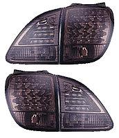 Задние фонари на Lexus RX 1997-2002 Sonar дымчатые