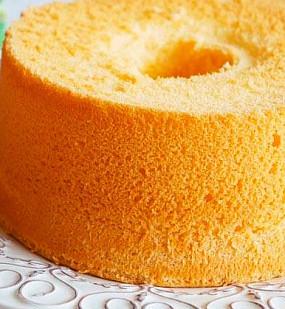 Масляный бисквит со вкусом абрикоса