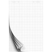 Бумага для флипчарта 675Х980мм 20л в клетку  OfficeSpace # 235022/20011