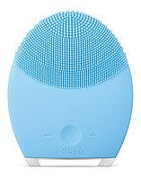 Массажер, аппарат Foreo Персонализированная щётка для чистки лица и антивозрастного массажа LUNA 2 Foreo