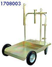 Автоматическая катушка для масла и воздуха 820 серия со шлангом 15м., соединение ½, давление 138 bar.