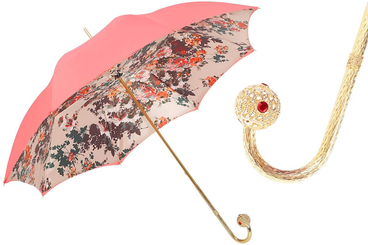 Элитный женский зонт Pasotti. Производство Италия