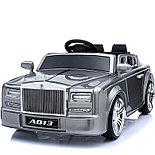 Электромобиль детский Rolls Royce, фото 2