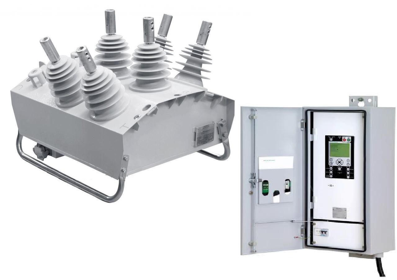 Вакуумный реклоузер РВА OSM 15 (10 кВ) NOJA Power Австралия