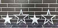 Фигура звезда из пенопласта, фото 1