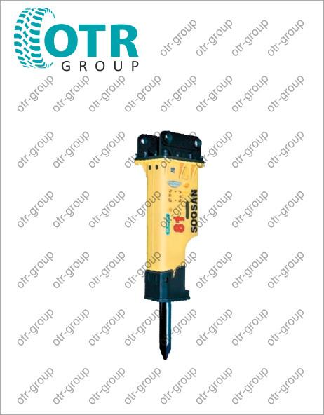 Гидромолот для гусеничного экскаватора LIUGONG CLG923DII