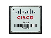 Карта памяти Cisco Compact Flash Card 64Mb, 16-2969-03