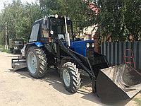 Трактор Щетка (метелка) МТЗ аренда в Астане, фото 1
